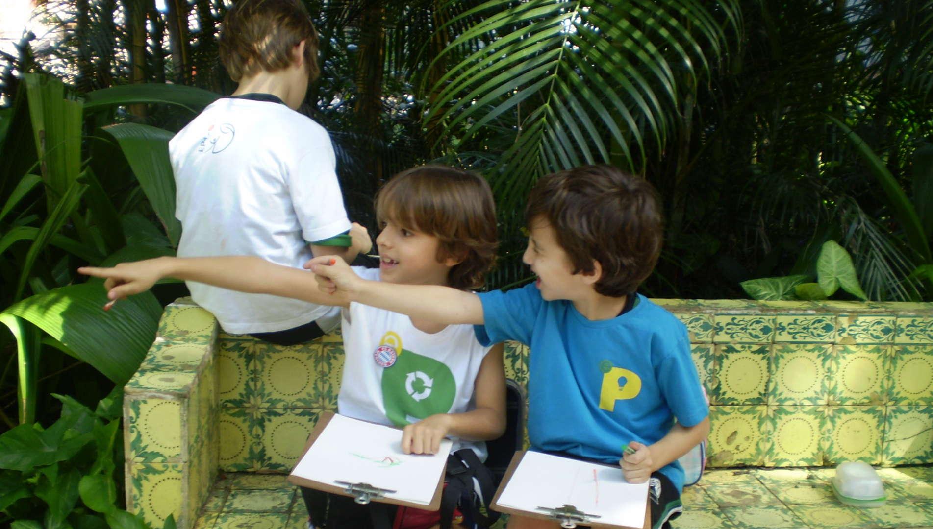 Participantes de uma das visitas agendadas ao IMS Rio / Acervo IMS