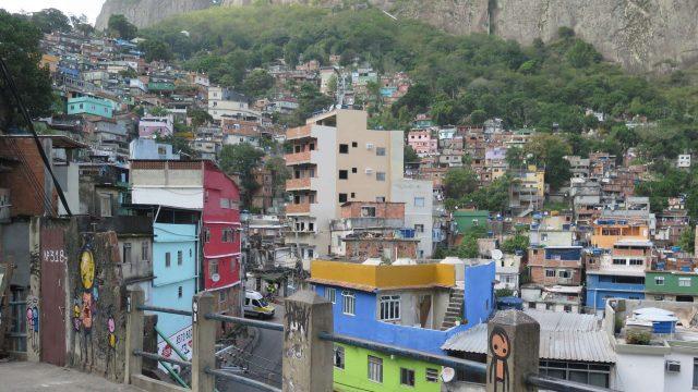 Vista da Rocinha. Projeto Memória Rocinha / Acervo IMS