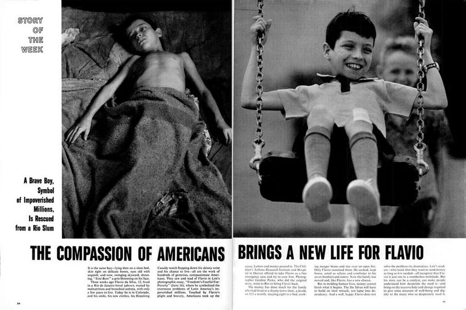 gordon parks life magazine photo essay In september 1956, life magazine published a photo-essay by gordon parks entitled the restraints: open and hidden, which documented the everyday activities and rituals of one extended african american family living in the rural south under jim crow segregation one of the most powerful photographs depicts joanne thornton wilson and her niece, shirley anne kirksey, standing in front of a.