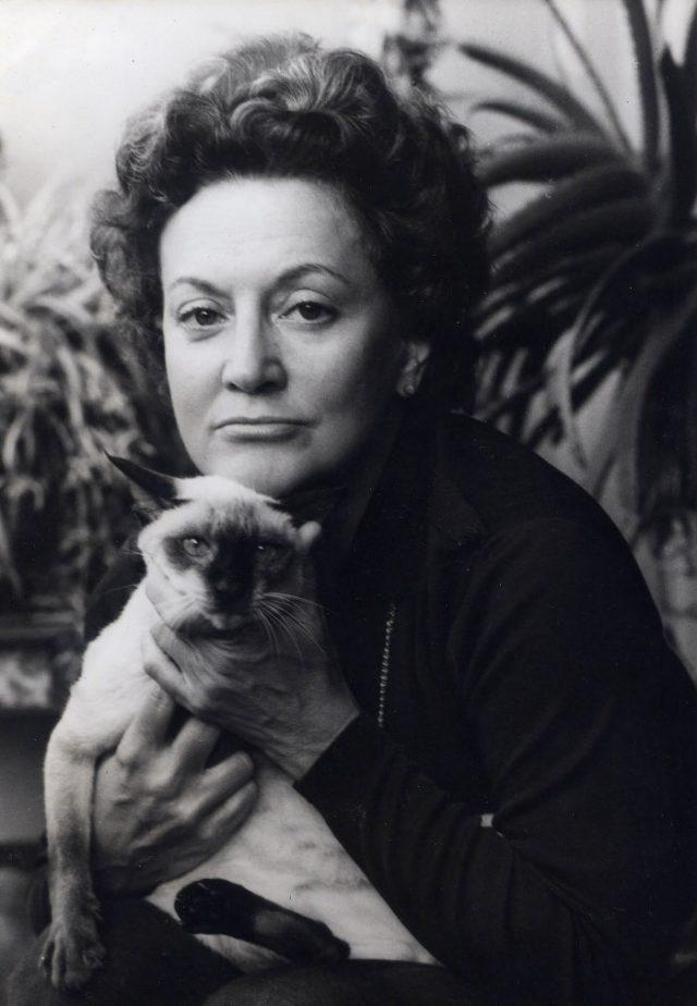 Maria Julieta em 1979