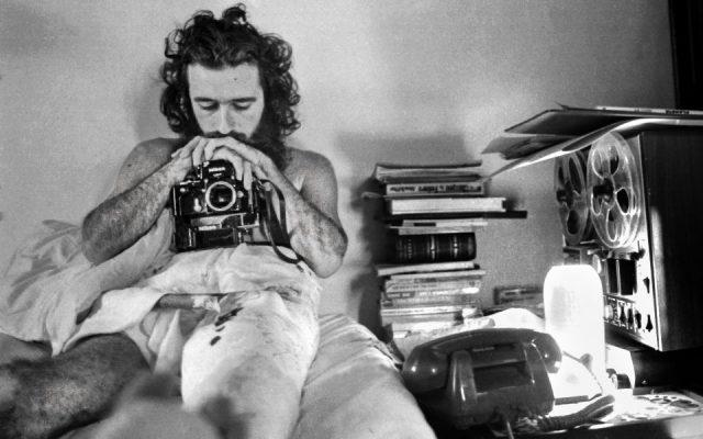 Mario Cravo Neto, 1975 (foto de Vicente Sampaio)