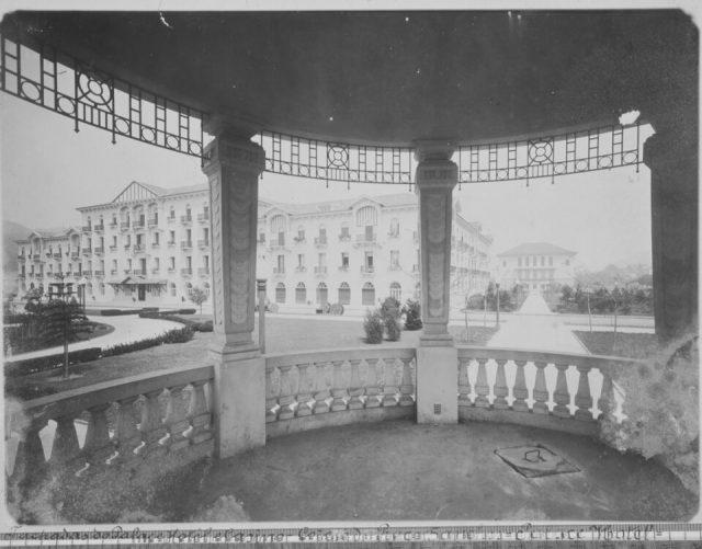 Palace Hotel. Poços de Caldas, MG, anos 1930 (Arquivo WMS/Acervo IMS)