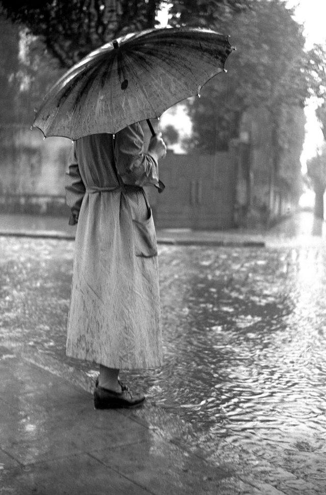 São Paulo, década de 1940. Hildegard Rosenthal / Acervo IMS