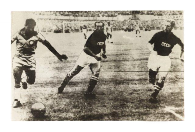 Brasil x União Soviética de Yashin (Arquivo Diários Associados/Acervo IMS)