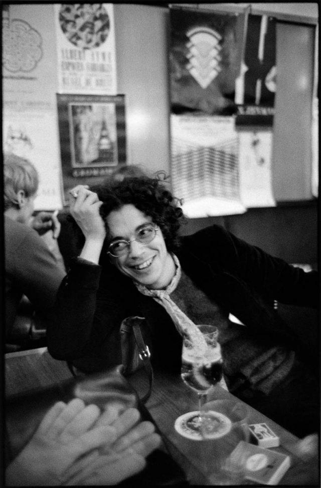 Alécio de Andrade Paris, 1985 © Foto Gilles Peress