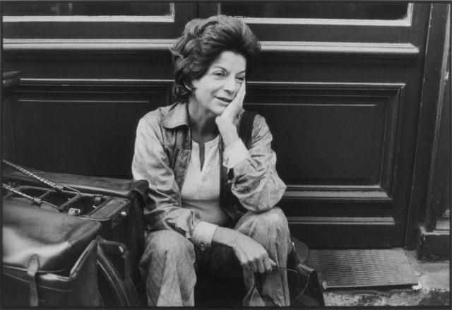 Lygia Clark. Paris, 1970 © Alécio de Andrade