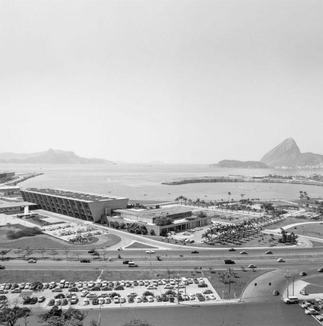 Marcel Gautherot: Museu de Arte Moderna (MAM-RJ). Rio de Janeiro, RJ, 1966 (Acervo IMS)