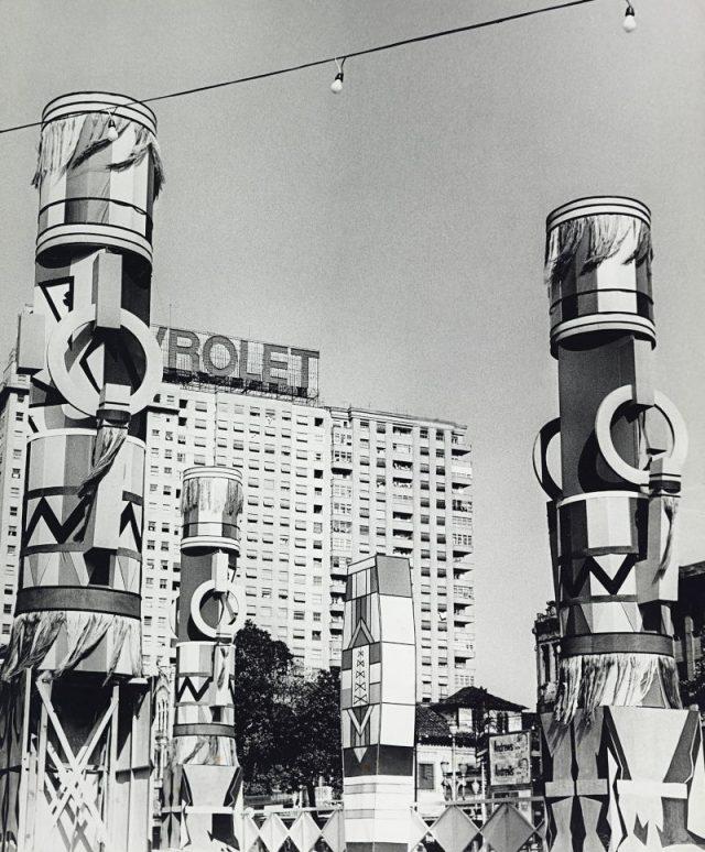 Carnaval de 1964 (Arquivo Diários Associados-RJ/Acervo IMS)