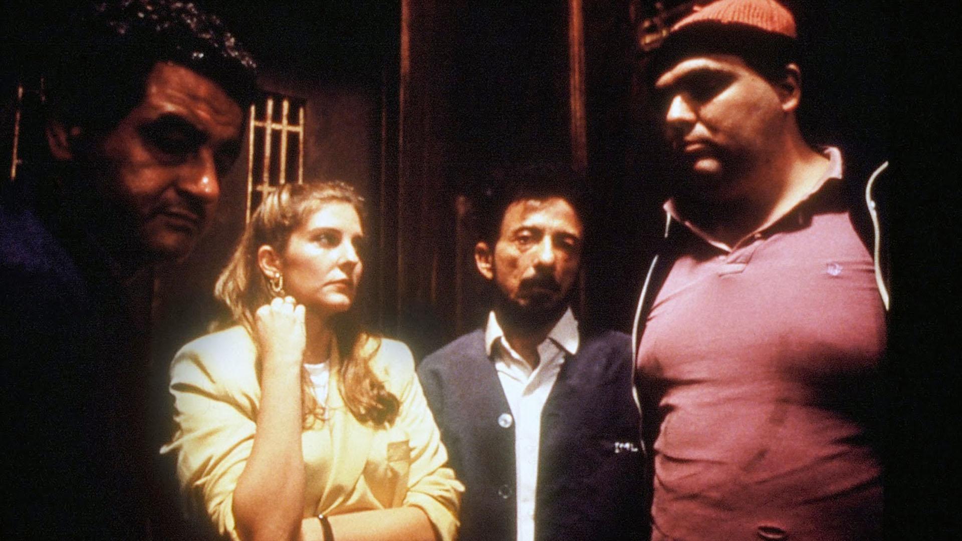 """Cena de """"Sábado"""", de Ugo Giorgetti"""