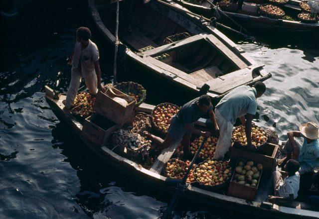 Salvador, década de 1970, Bahia. Foto de Thomaz Farkas © Thomaz Farkas State/ Acervo IMS