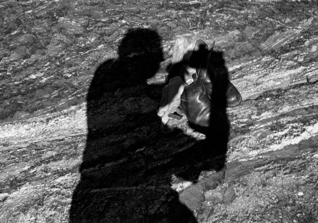 Autorretrato, 1946. Campos do Jordão, SP. Foto de Thomaz Farkas © Thomaz Farkas State/ Acervo IMS