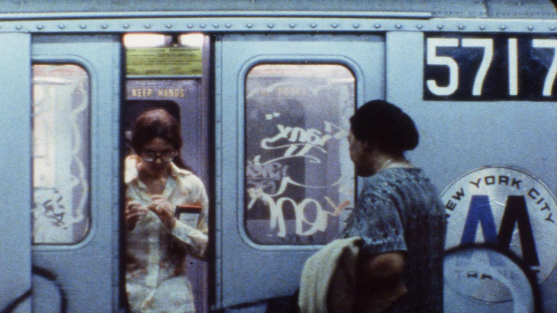 Cena do filme Notícias de casa, de Chantal Akerman