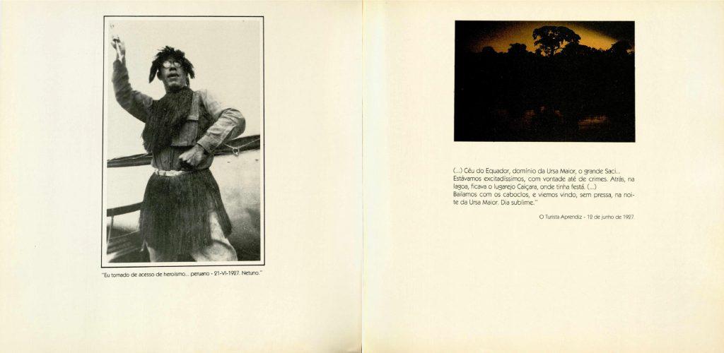 Do livro <em>O turista aprendiz</em> (Fundação Bienal/Editora Abril, 1985), de Maureen Bisilliat (fotografia e concepção), Antonio Marcos Silva e Telê Porto Ancona Lopez (concepção) e Mário de Andrade (textos)