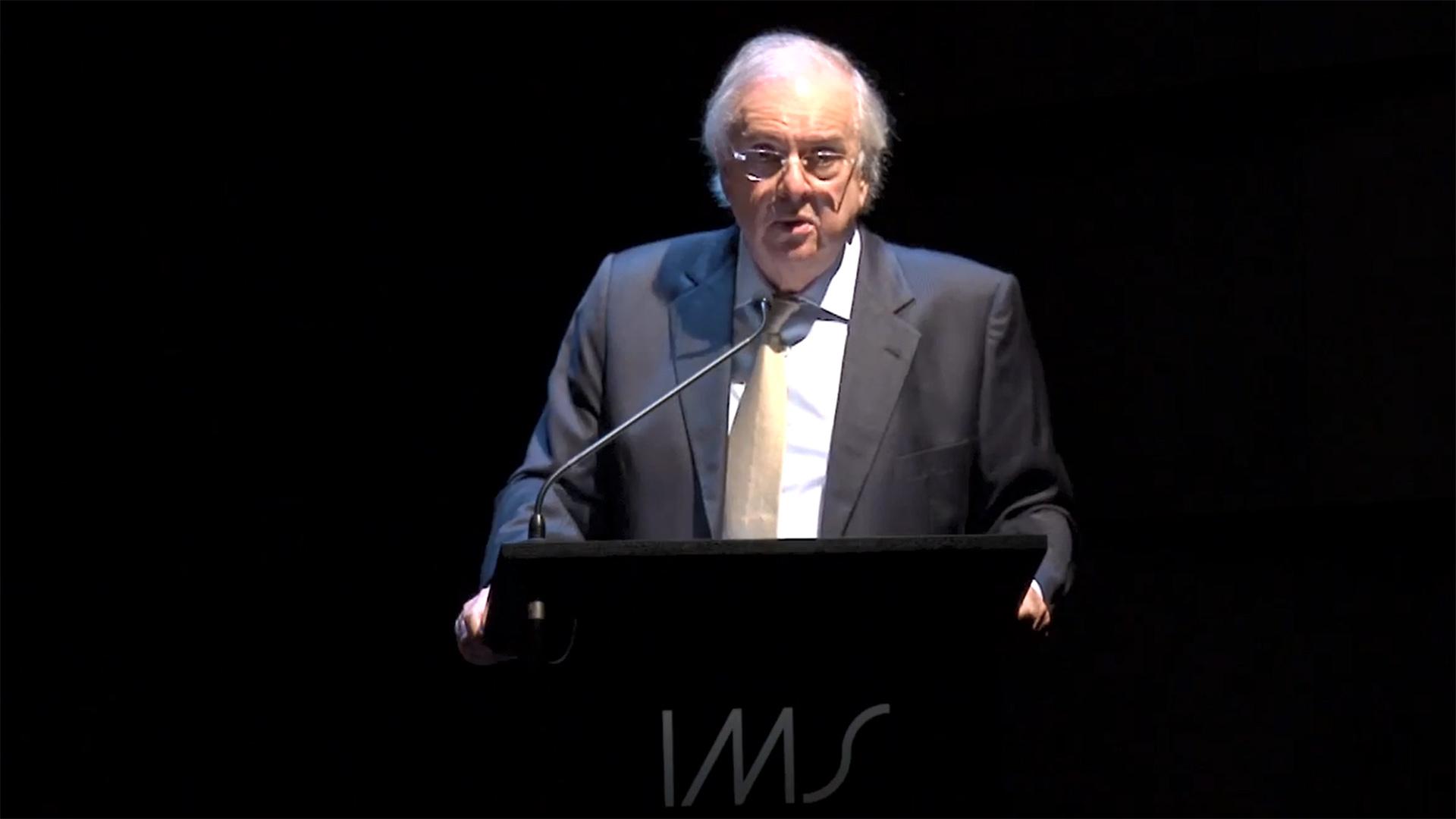 Flávio Pinheiro, superintendente executivo do Instituto Moreira Salles