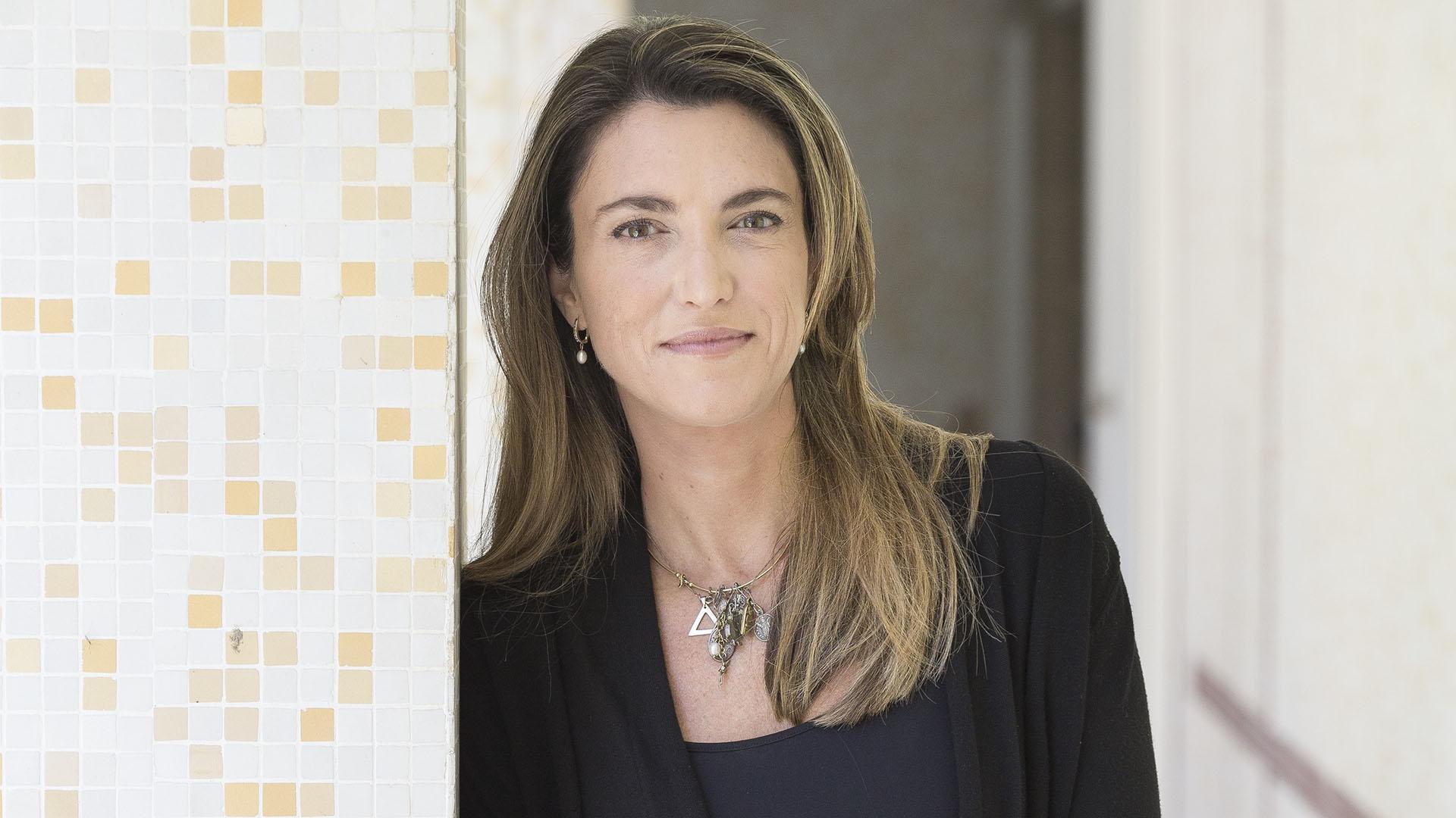 Patrícia Campos Mello. Foto de Marcos Vilas Boas.