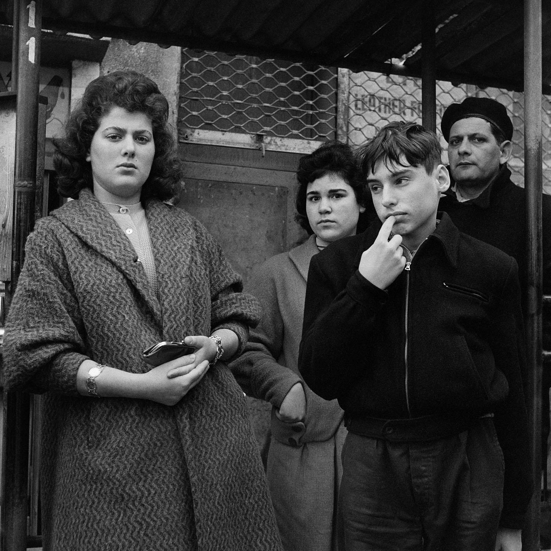 Tel Aviv, Israel, 1959. Foto de Peter Scheier / Acervo IMS