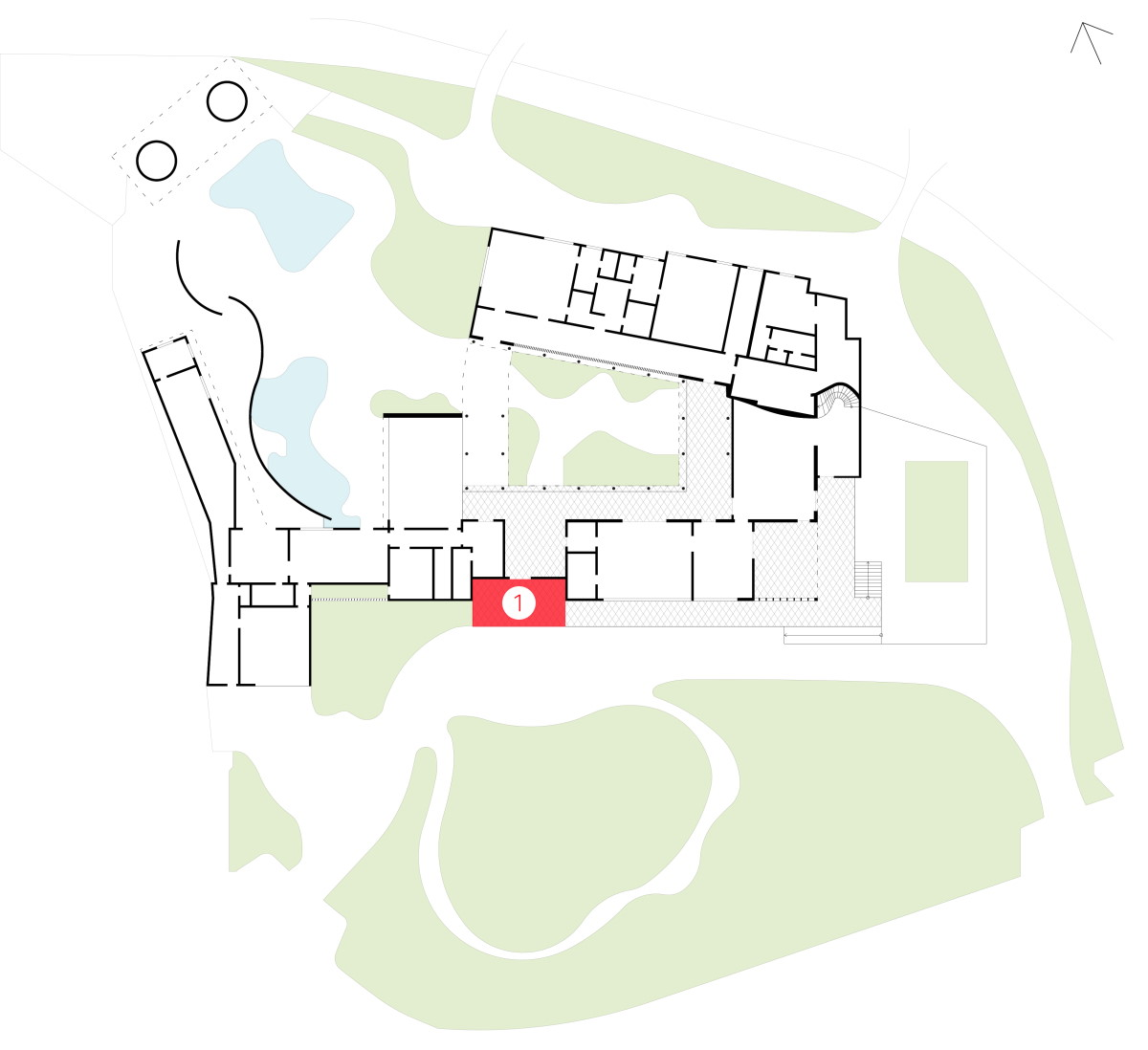 mapa 1 Entrada